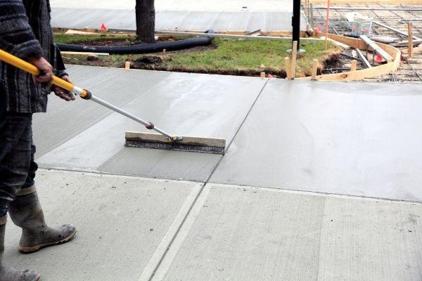 stamped concrete Pensacola